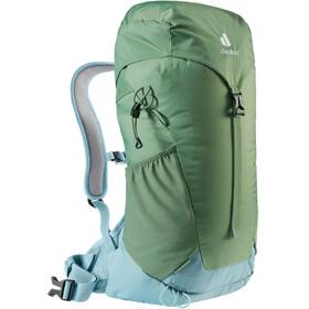 deuter AC Lite 22 SL Backpack Women, groen/grijs